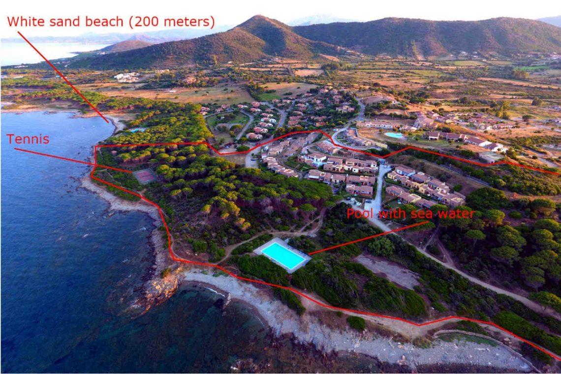 Waterfront house Sardinia sale 21