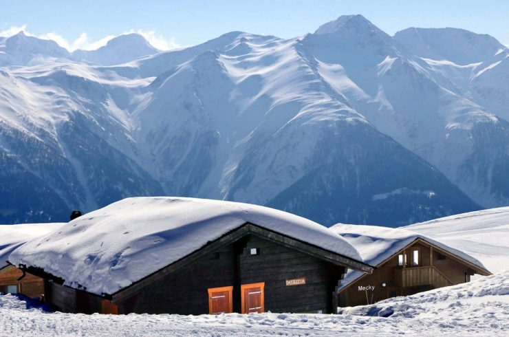 Ski Luxury Chalet for Sale, Ski Luxury Chalet for Rent
