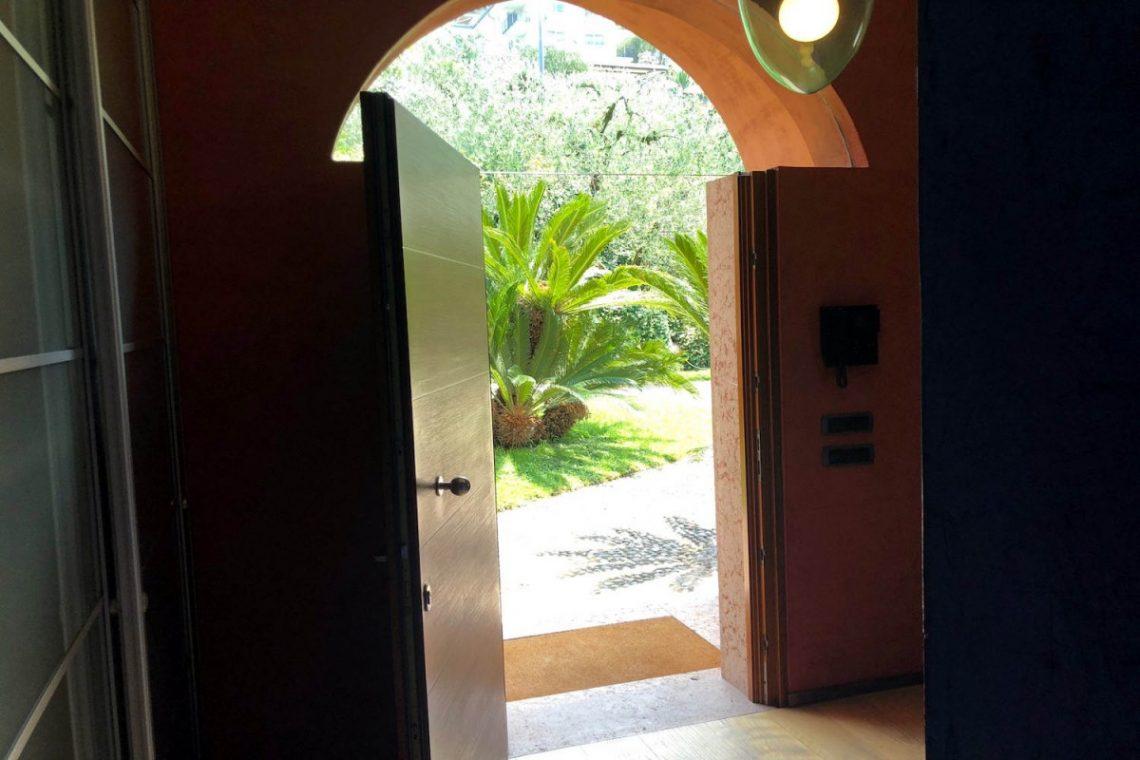 Villa Art Nouveau for sale Malcesine Lake Garda 03