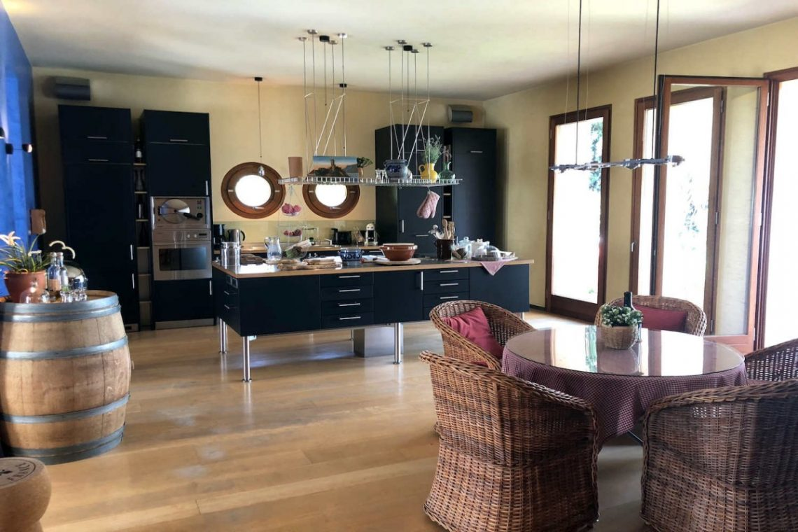 Villa Art Nouveau for sale Malcesine Lake Garda 20