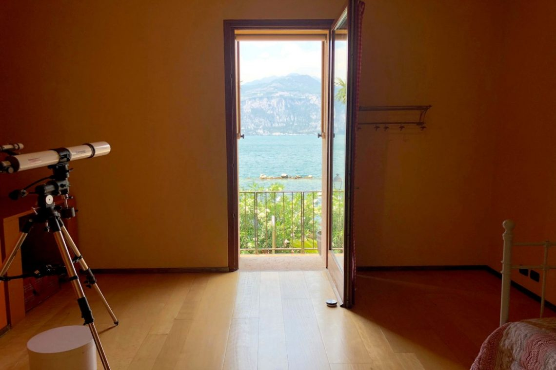 Villa Art Nouveau for sale Malcesine Lake Garda 35