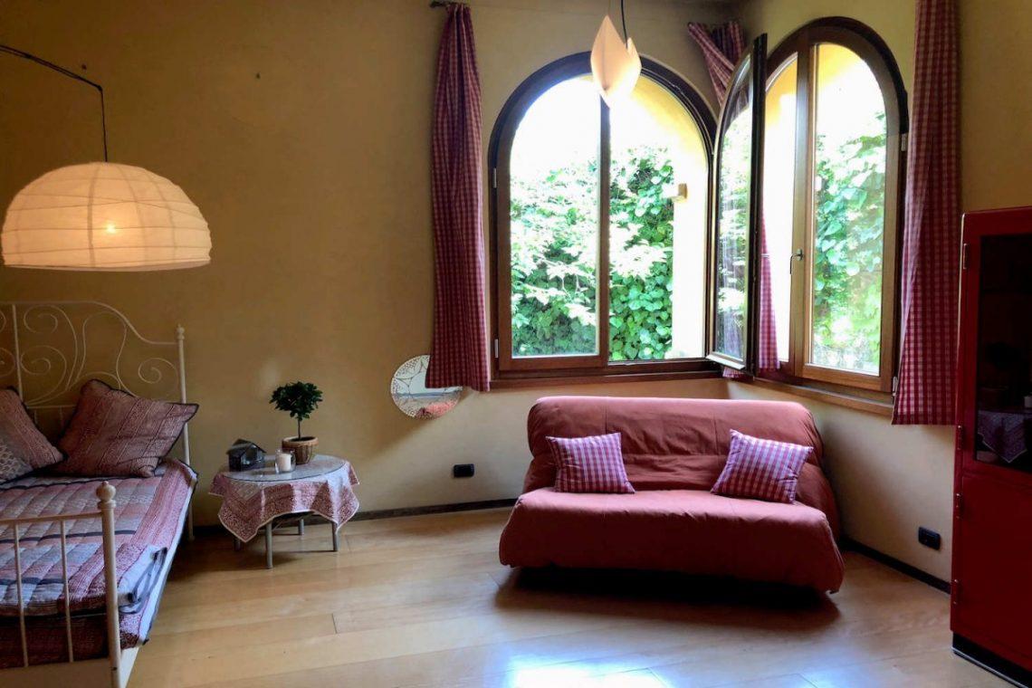 Villa Art Nouveau for sale Malcesine Lake Garda 40