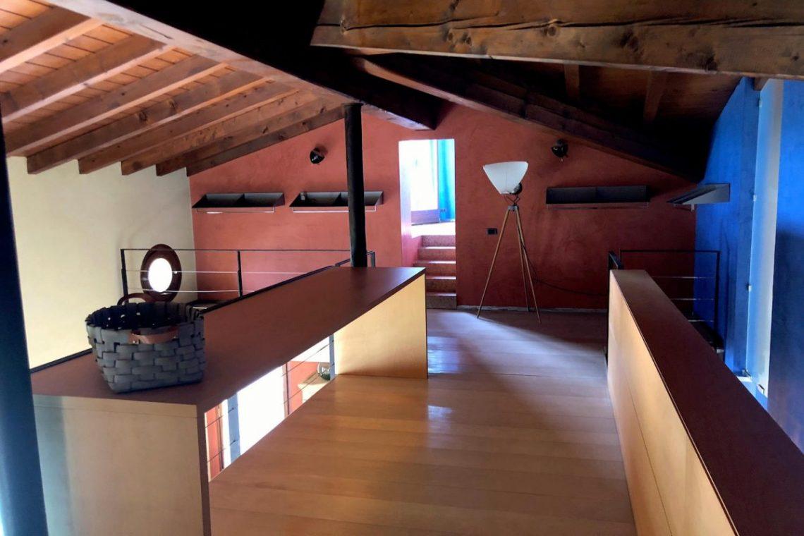 Villa Art Nouveau for sale Malcesine Lake Garda 49