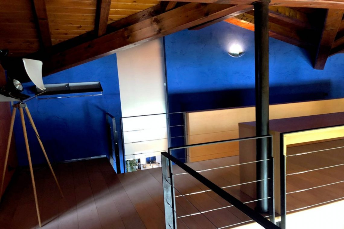 Villa Art Nouveau for sale Malcesine Lake Garda 54