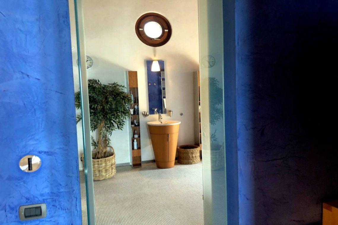 Villa Art Nouveau for sale Malcesine Lake Garda 58