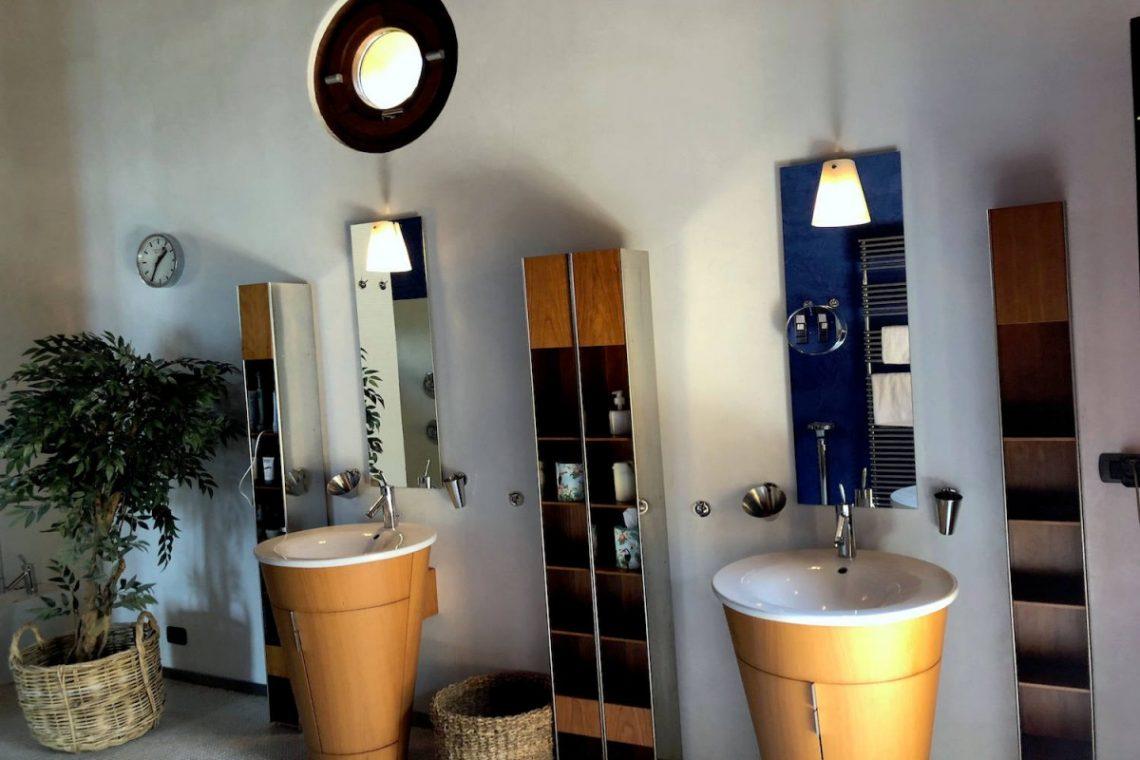 Villa Art Nouveau for sale Malcesine Lake Garda 61