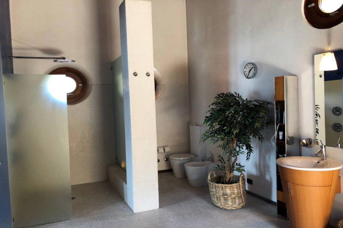 Villa Art Nouveau for sale Malcesine Lake Garda 62