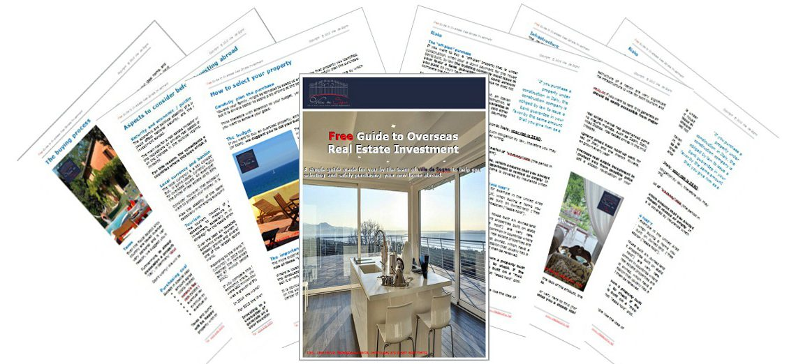 Real Estate Newsletter & Guide to Overseas Real Estate Investment