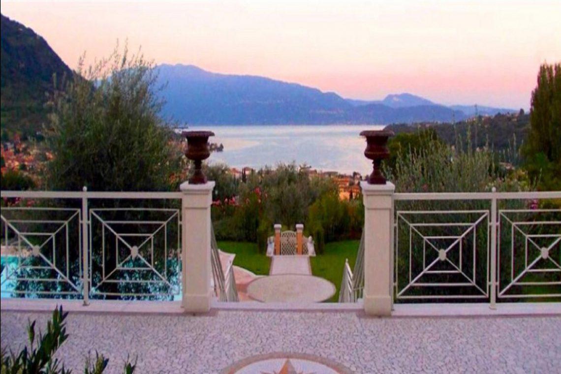 Italy Lake Garda Salo apartment lake view – 02