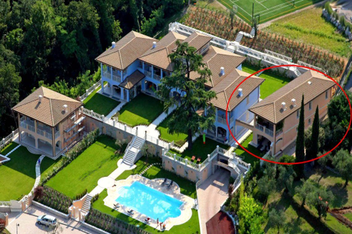 Italy Lake Garda Salo apartment lake view – 09