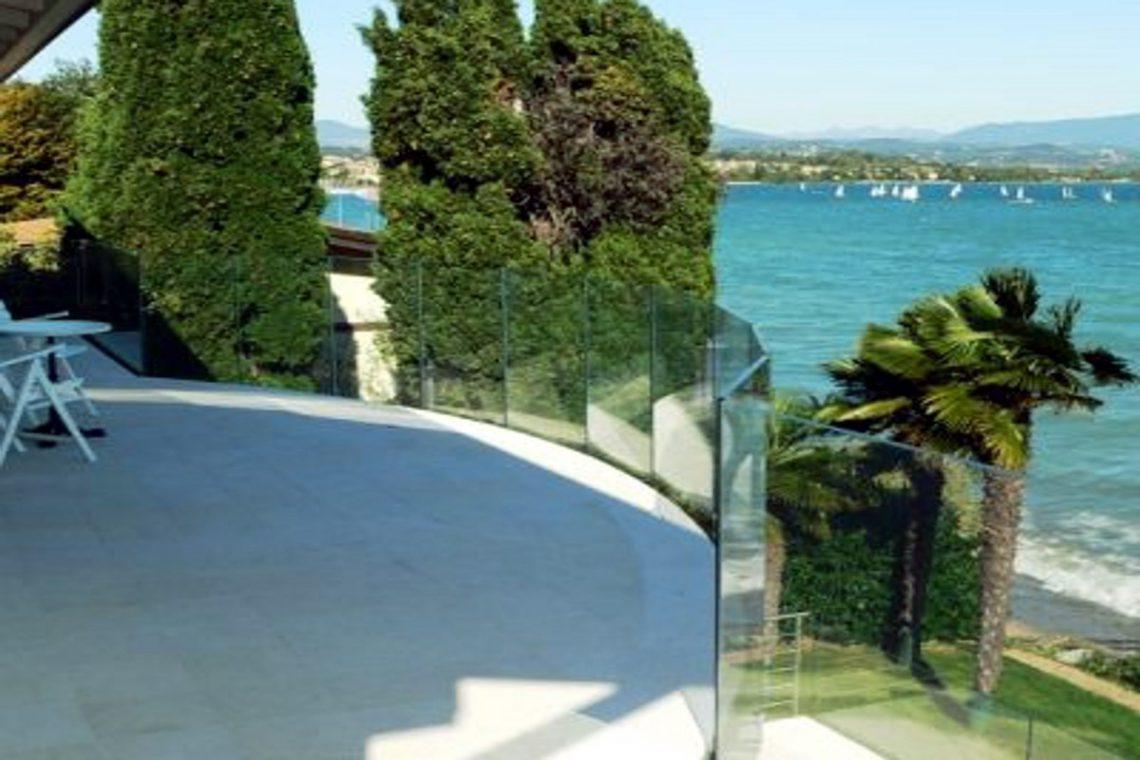 Italy Desenzano del Garda Waterfront Villa 05