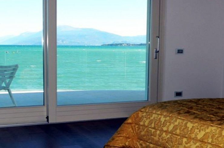 Waterfront villa Desenzano del Garda Italy