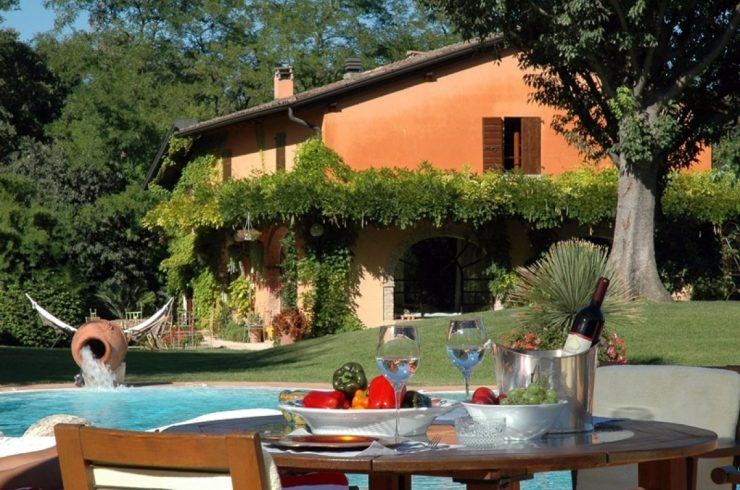 Historic Cottage near Peschiera del Garda restored, pool, vineyards