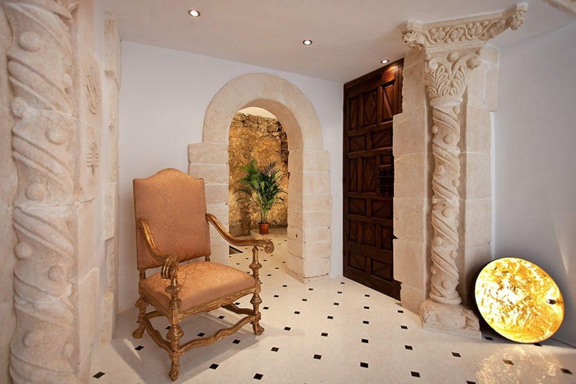 Ibiza historic palace for rent 09