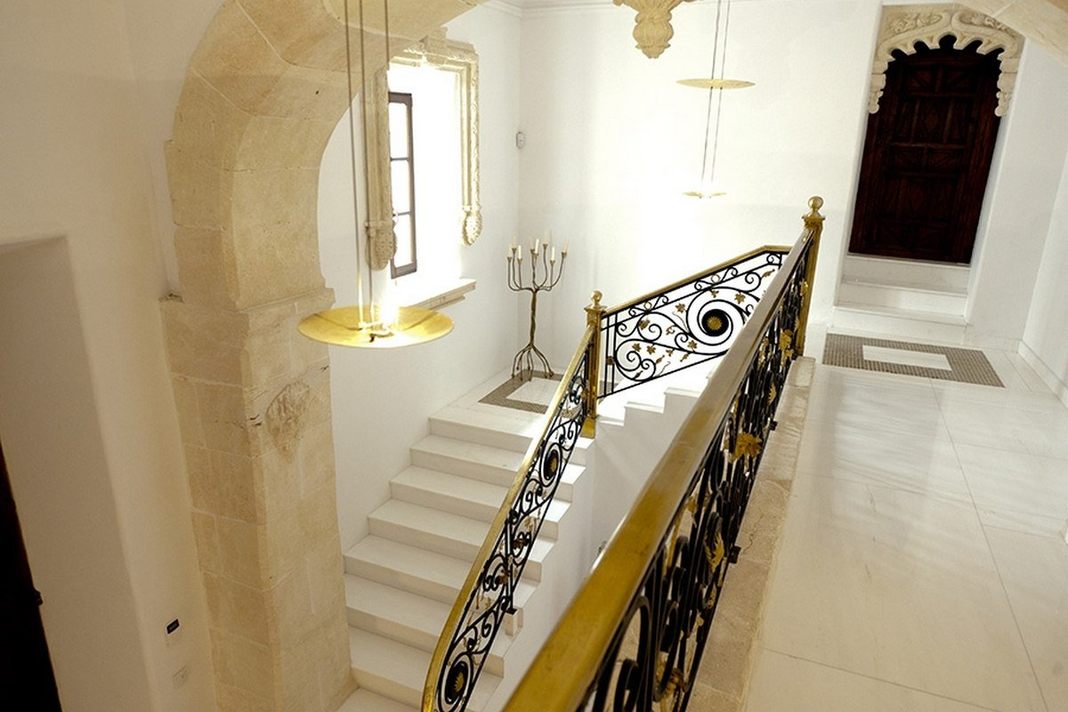 Ibiza historic palace for rent