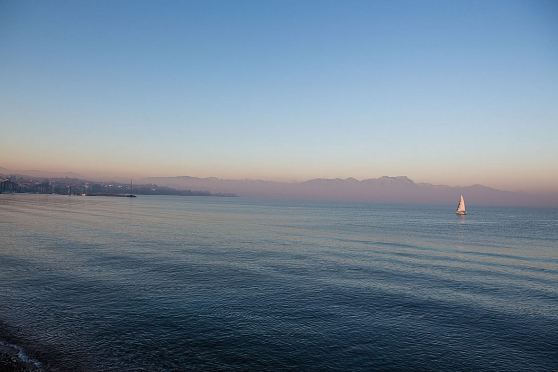 Lake Garda waterfront Art Nouveau villa 11