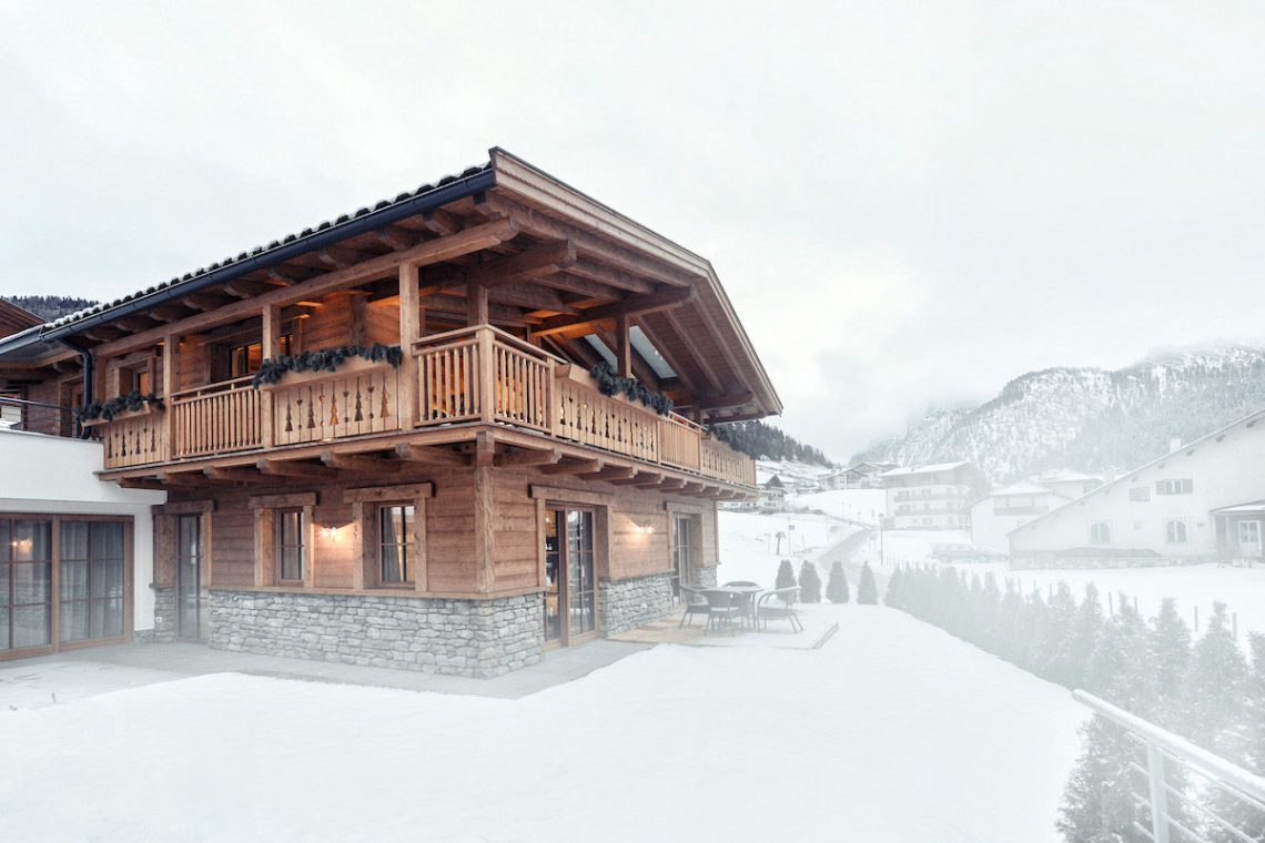 Alps Dolomites Val Gardena Chalet for rent 001