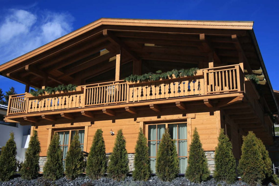 Alps Dolomites Val Gardena Chalet for rent 005