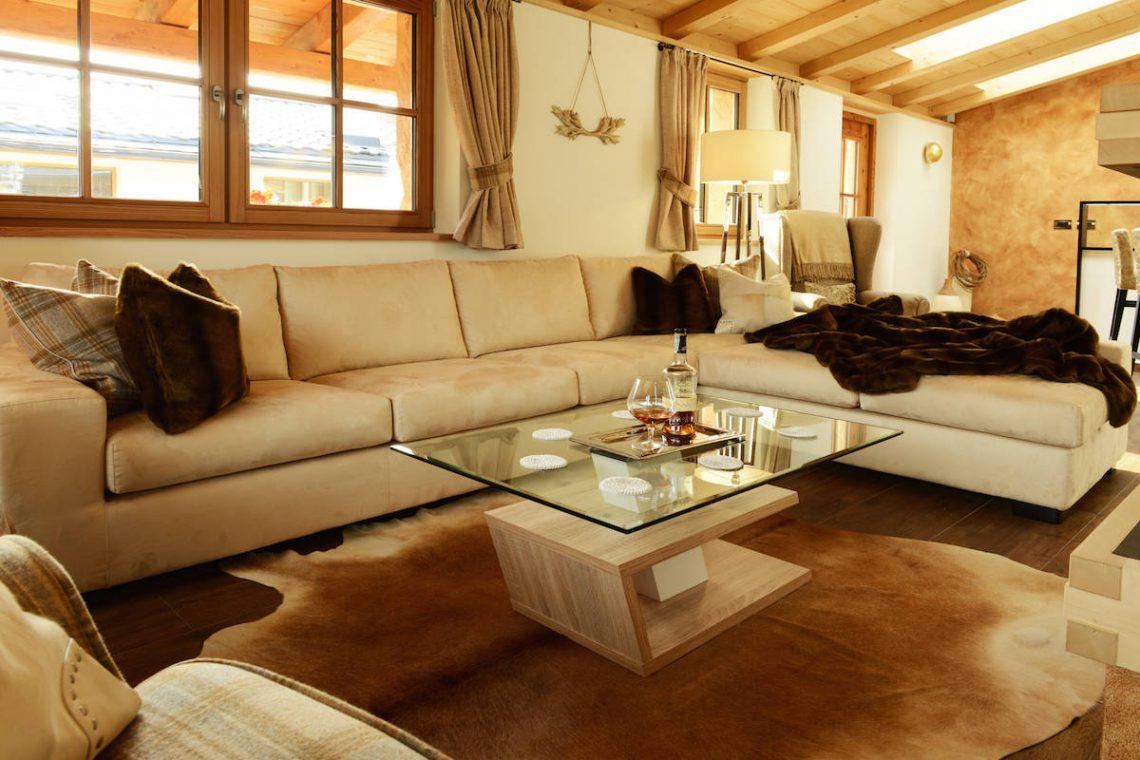 Alps Dolomites Val Gardena Chalet for rent 013