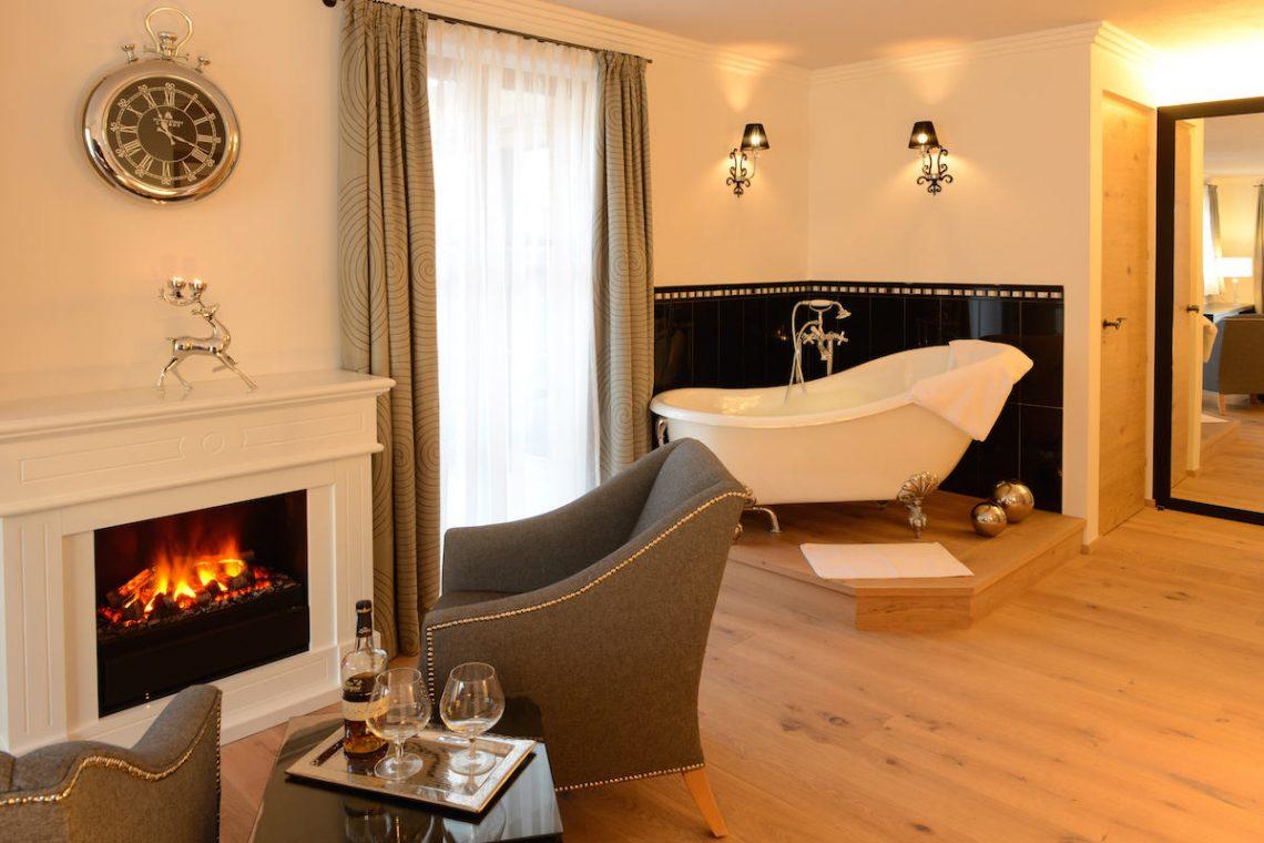 Alps Dolomites Val Gardena Chalet for rent 023