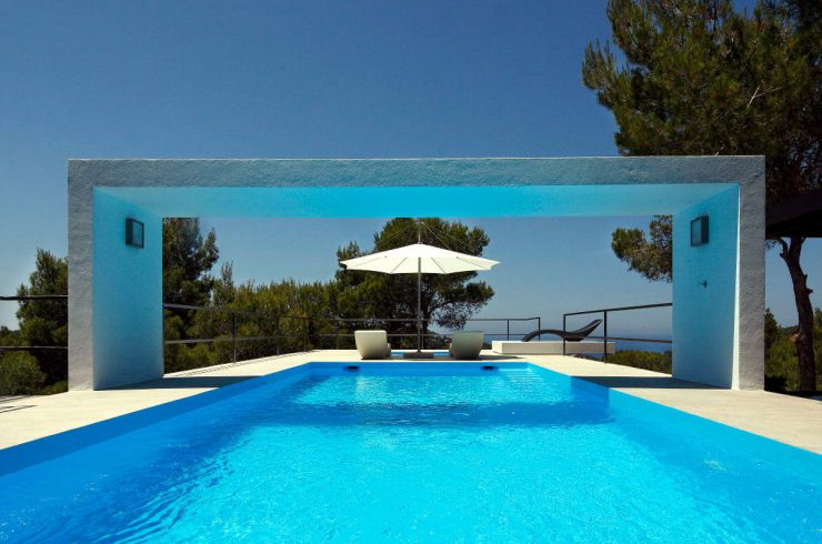 Ibiza luxury villa for sale with stunning sea views
