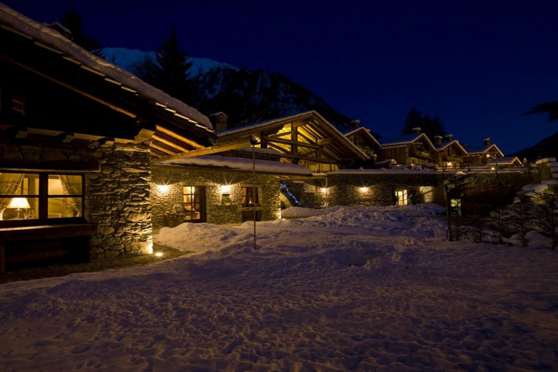 Courmayeur Luxury Chalet for Rent 4 Stars Luxury 04