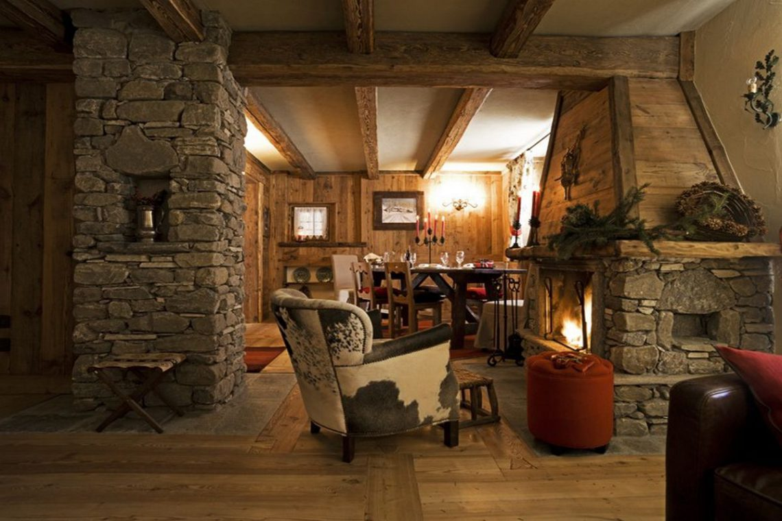 Courmayeur Luxury Chalet for Rent 4 Stars Luxury 05