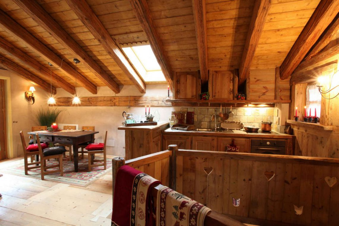 Courmayeur Luxury Chalet for Rent 4 Stars Luxury 06