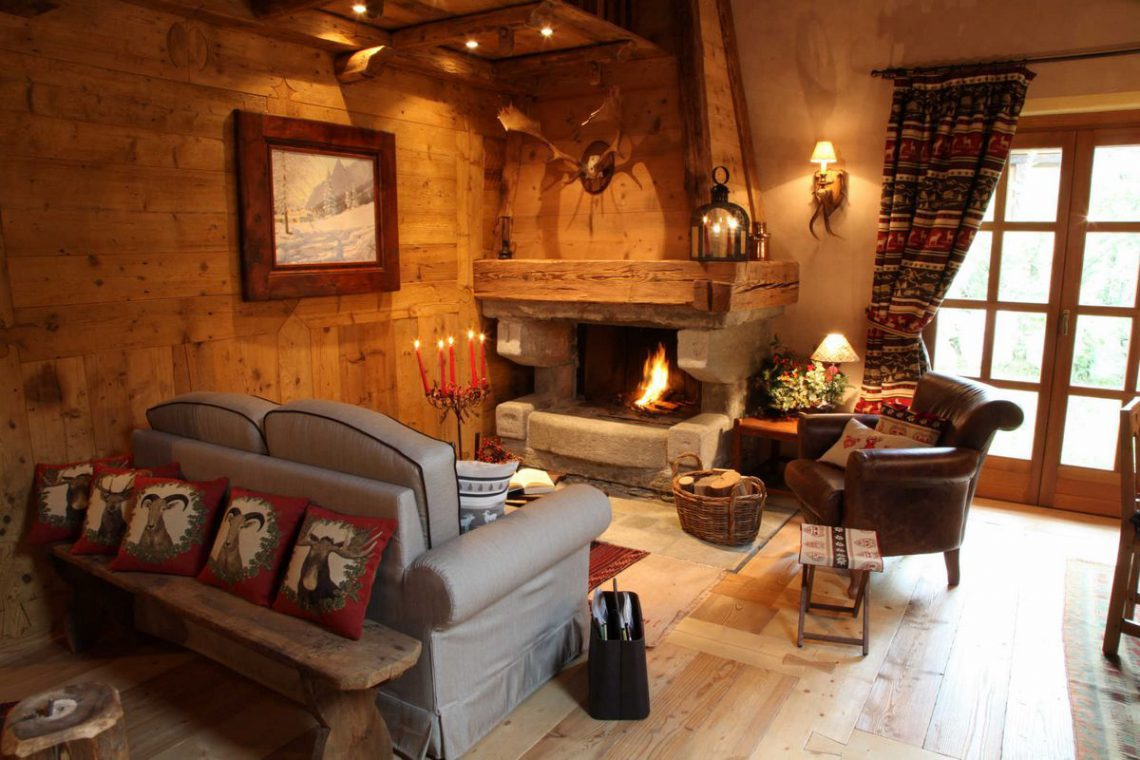 Courmayeur Luxury Chalet for Rent 4 Stars Luxury 08