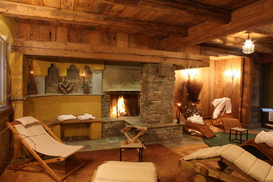 Courmayeur Luxury Chalet for Rent 4 Stars Luxury 09