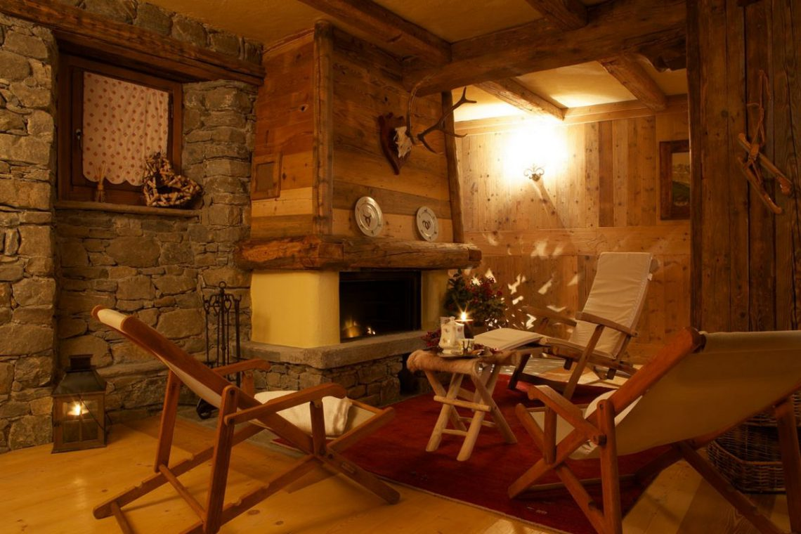 Courmayeur Luxury Chalet for Rent 4 Stars Luxury 10