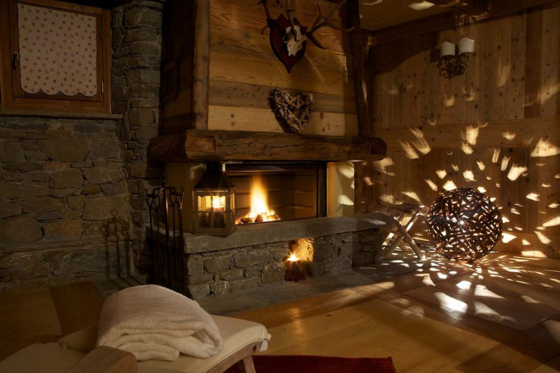 Courmayeur Luxury Chalet for Rent 4 Stars Luxury 11