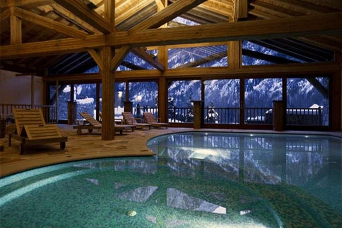 Courmayeur Luxury Chalet for Rent 4 Stars Luxury 14