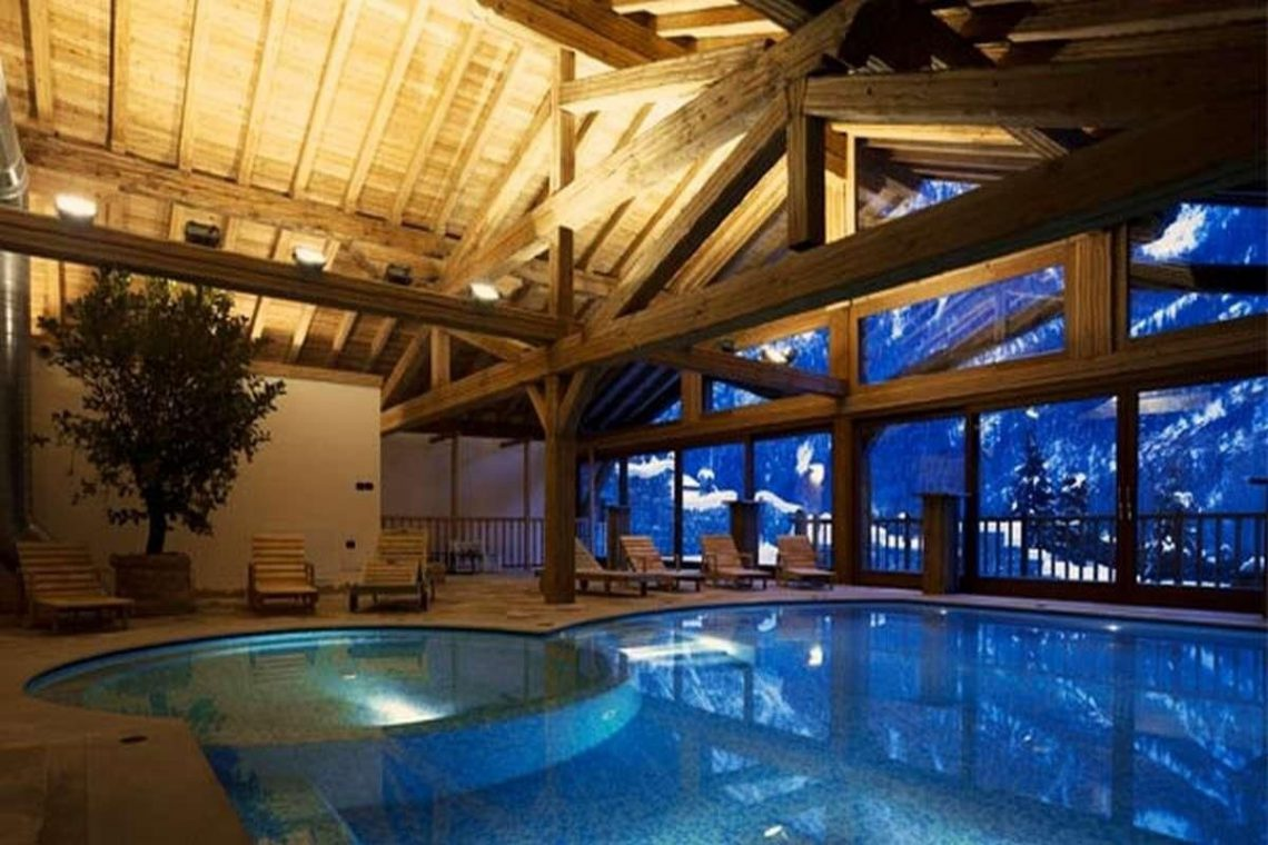 Courmayeur Luxury Chalet for Rent 4 Stars Luxury 16