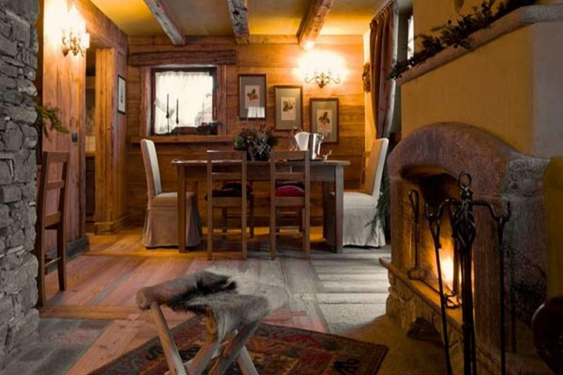 Courmayeur Luxury Chalet for Rent 4 Stars Luxury 21