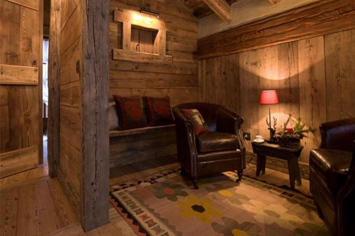 Courmayeur Luxury Chalet for Rent 4 Stars Luxury 23