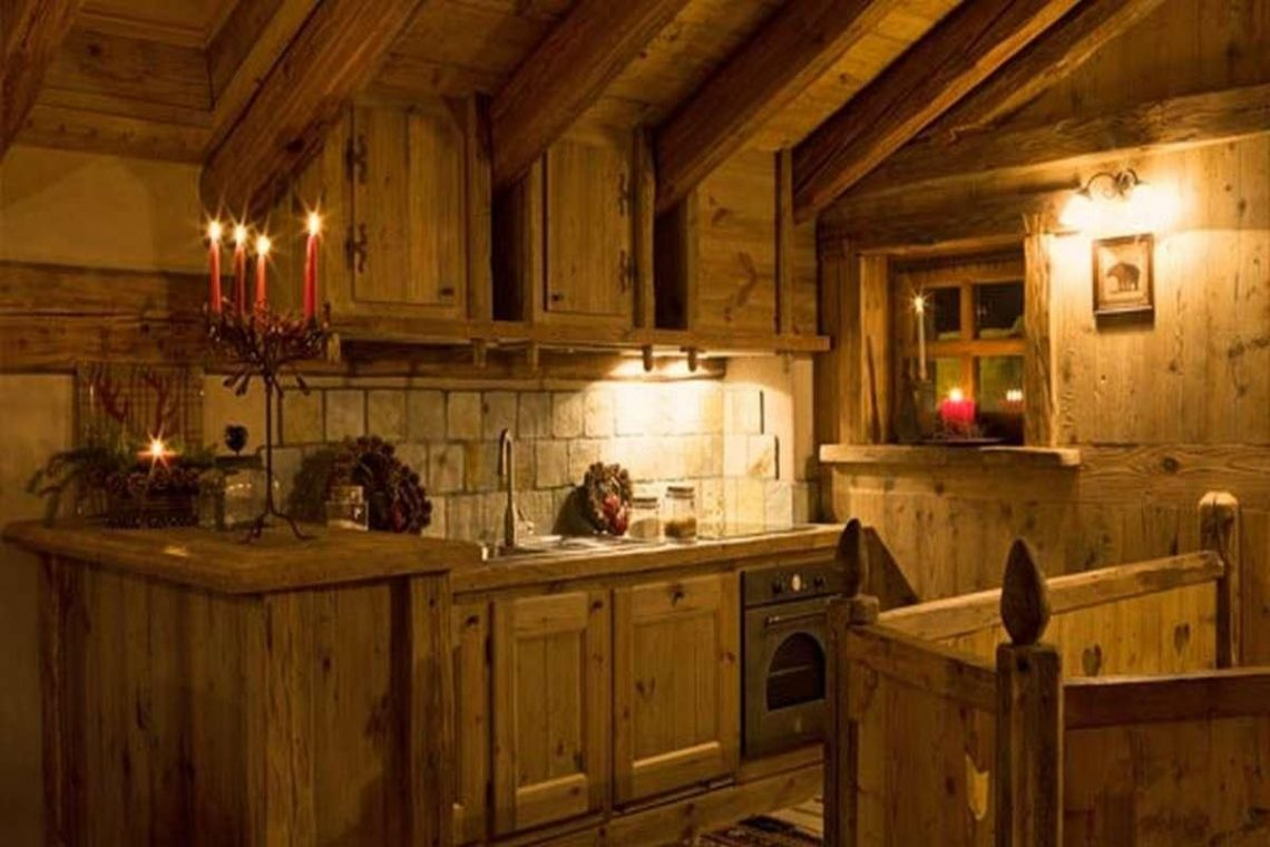 Courmayeur Chalet for Rent 4 Stars Luxury 24