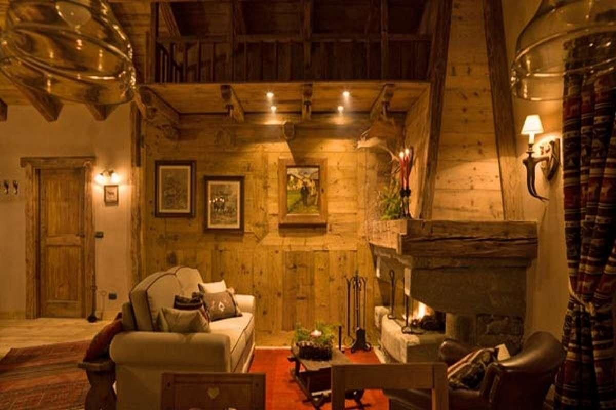Courmayeur Chalet for Rent 4 Stars Luxury
