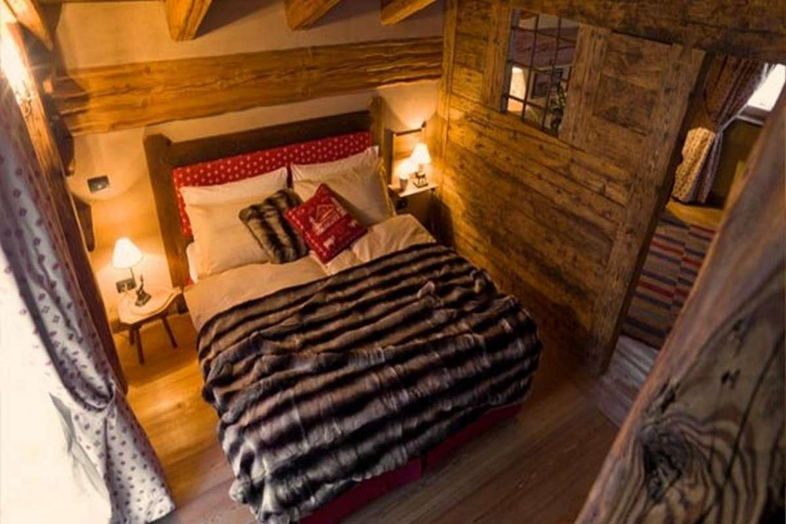 Courmayeur Chalet for Rent 4 Stars Luxury 28