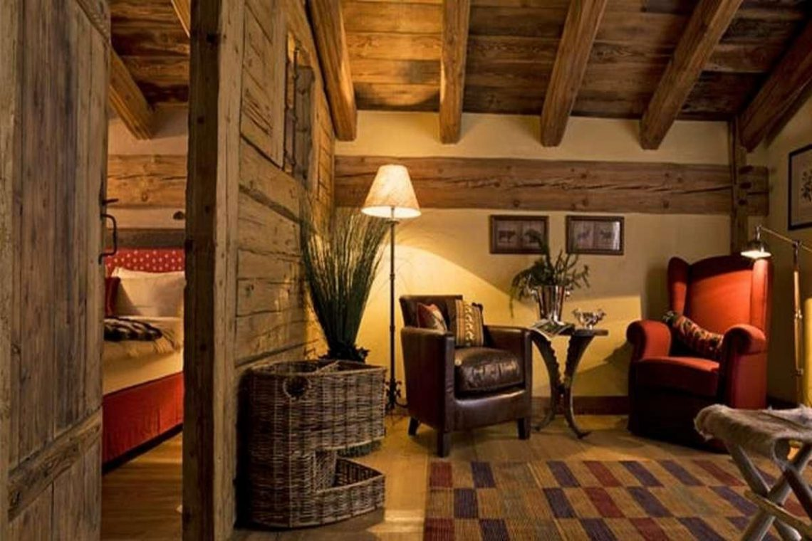 Courmayeur Chalet for Rent 4 Stars Luxury 29