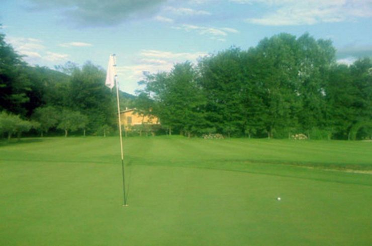 Franciacorta Golf House for sale with Pitch & Putt