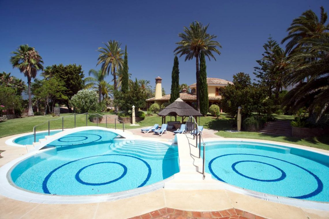 Luxury house Marbella sale near Santana Golf 01