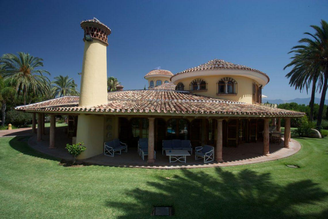 Luxury house Marbella sale near Santana Golf 02
