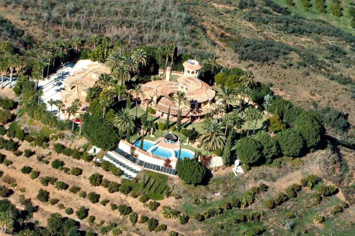 Luxury house Marbella sale near Santana Golf 03