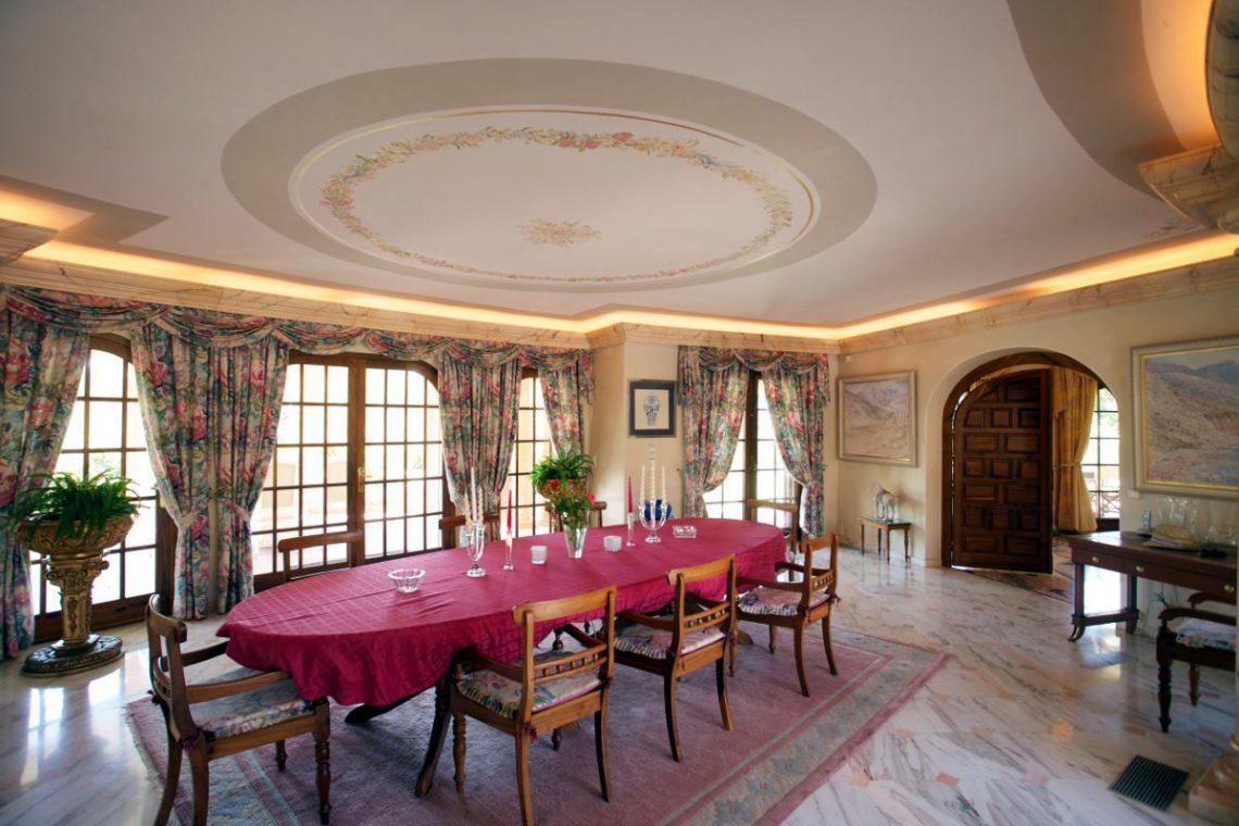 Luxury house Marbella sale near Santana Golf 07