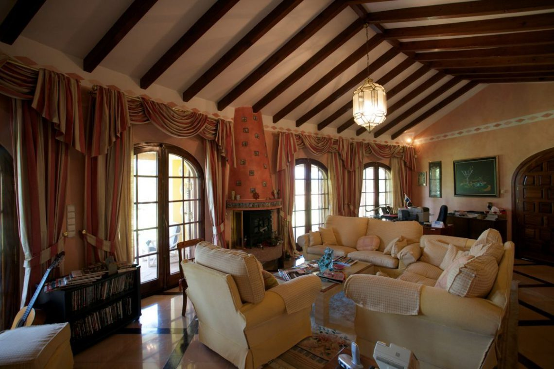 Luxury house Marbella sale near Santana Golf 08