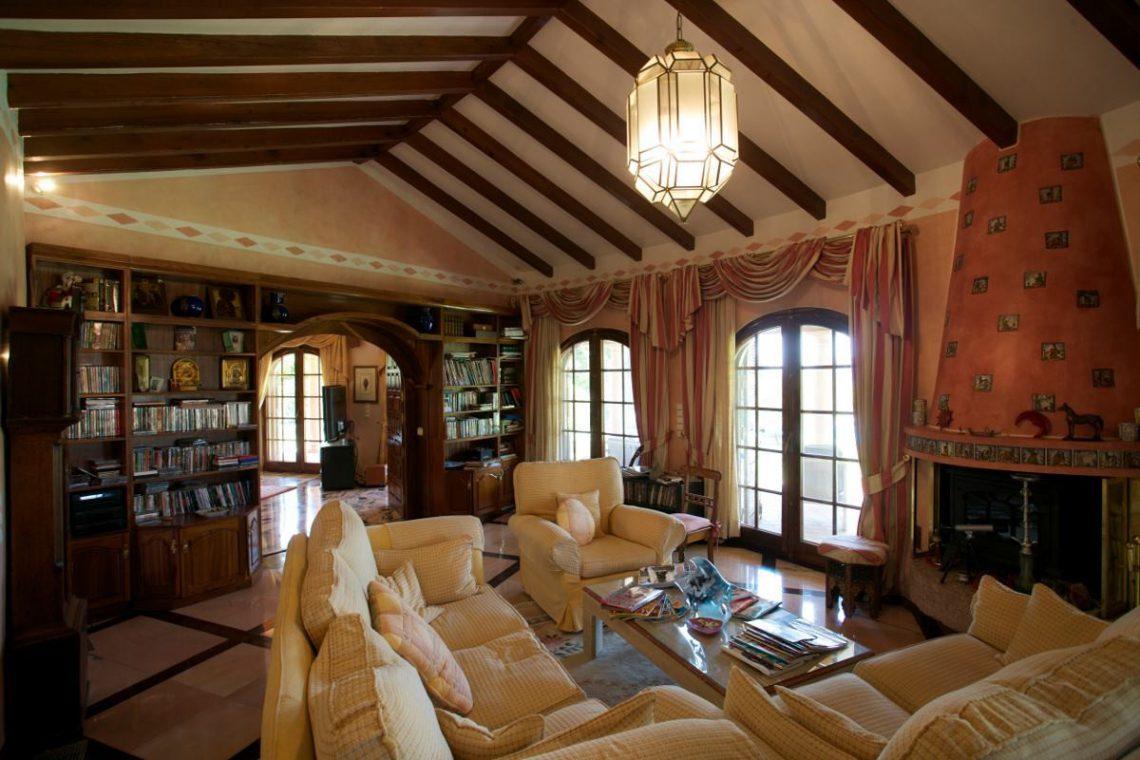 Luxury house Marbella sale near Santana Golf 09