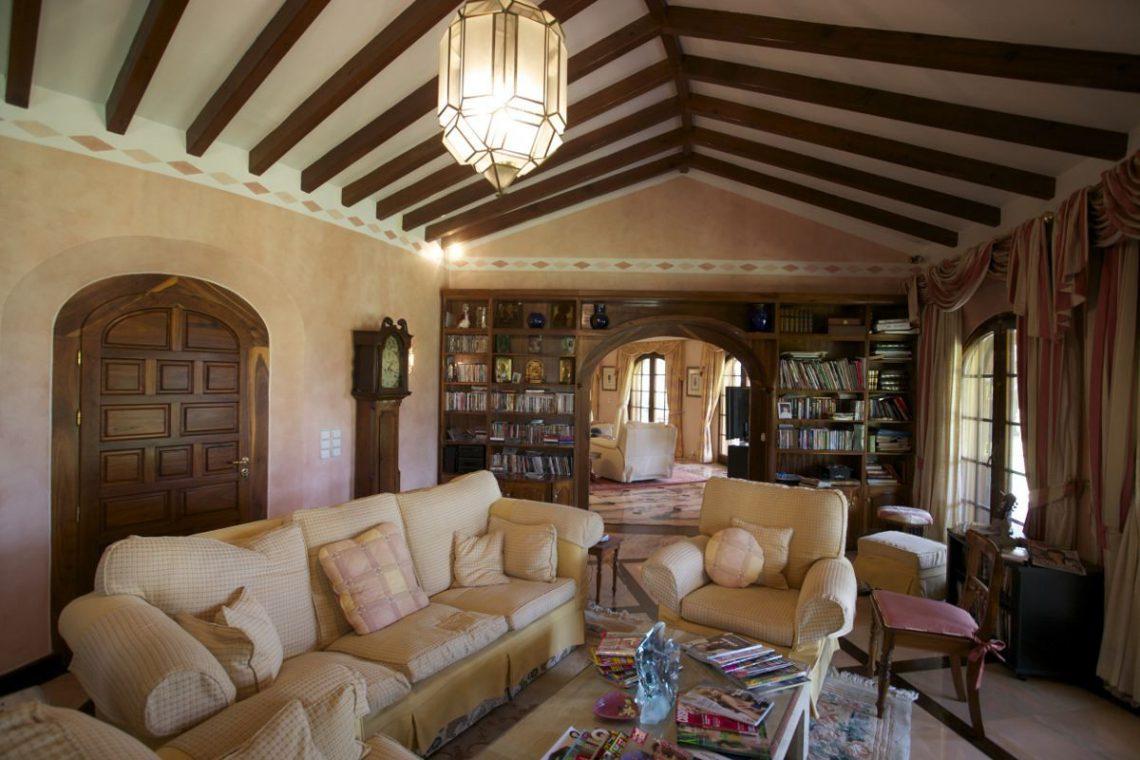 Luxury house Marbella sale near Santana Golf 10