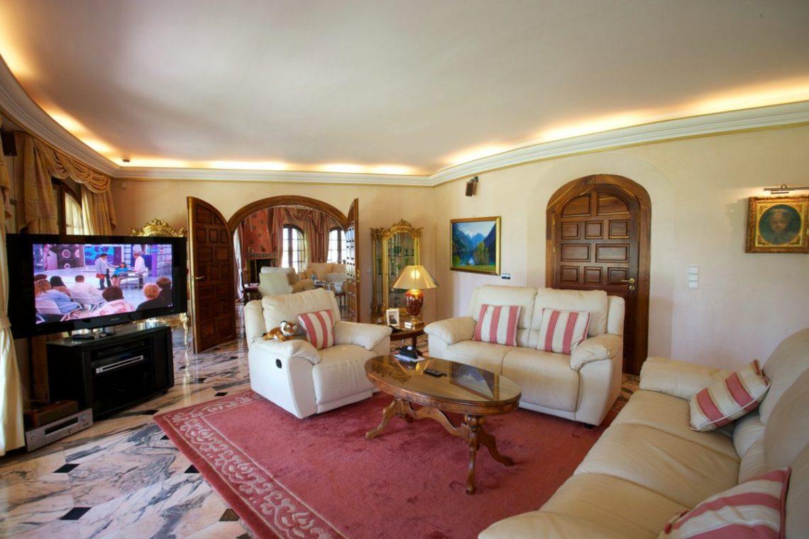 Luxury house Marbella sale near Santana Golf 11