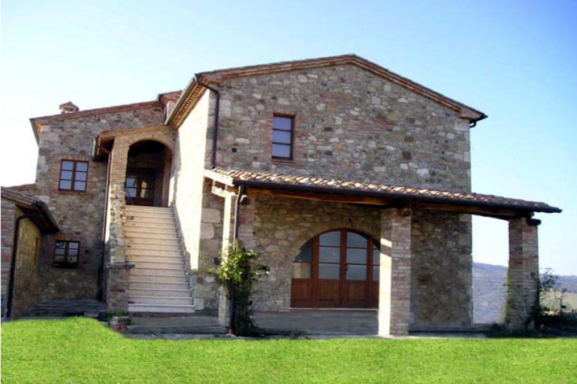 Tuscany farmhouse for sale near Montalcino 03